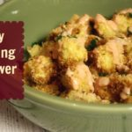 Skinny Bang Bang Cauliflower