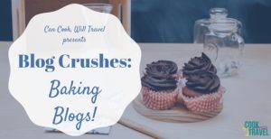 Blog Crushes: Baking Blogs