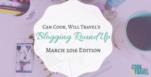 CCWT Blogging Roundup – March 2016