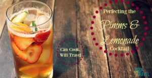 How to Drink Pimms Like the Brits