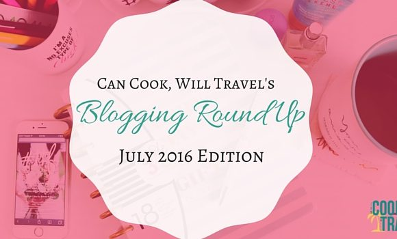 CCWT Blogging Roundup – July 2016