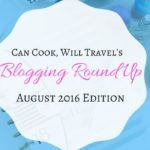 August Blogging Roundup