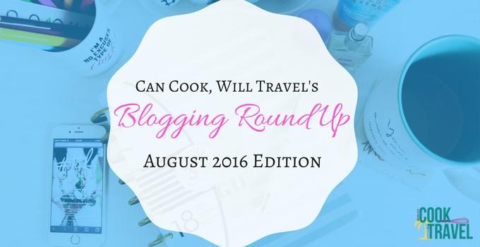 August Blogging Roundup