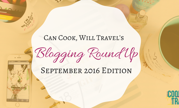 CCWT Blogging Roundup – September 2016