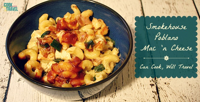 BBQ Poblano Mac 'n Cheese