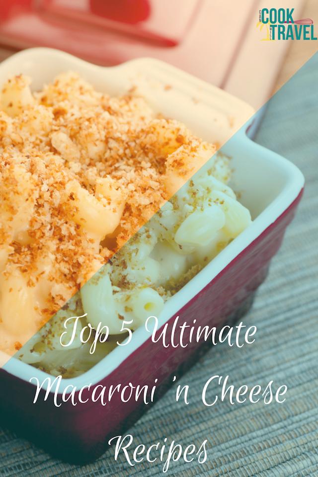 Macaroni 'n Cheese Recipes