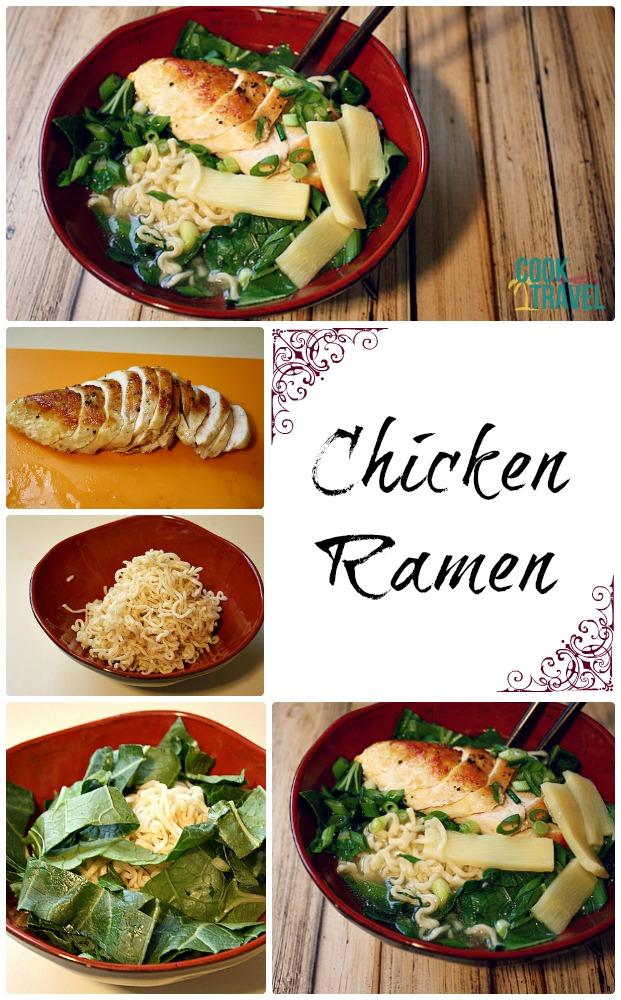Wagamamas Chicken Ramen
