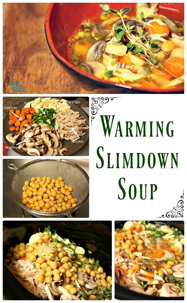 Warming Slimdown Soup
