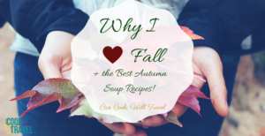 My Top 5 Fall Favorites List