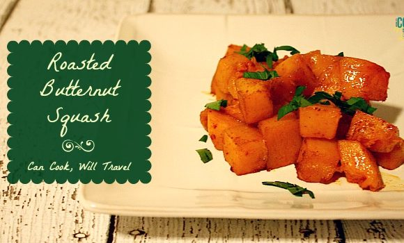 Smokey Roasted Butternut Squash