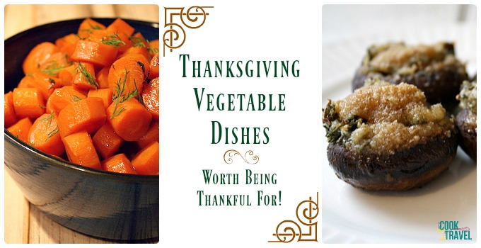 Thanksgiving Vegetable Dishes