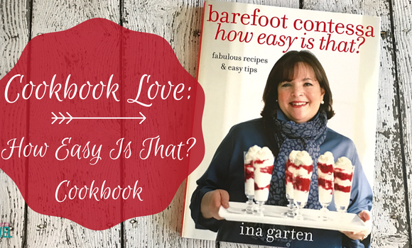 Cookbook Love: How Easy Is That?