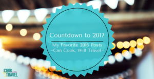 My Favorite 2016 Posts – Counting Down to 2017