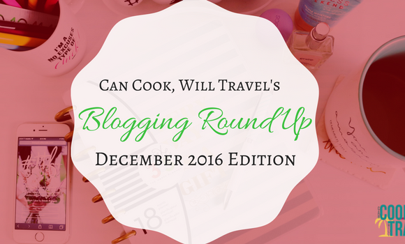 CCWT Blogging Roundup – December 2016