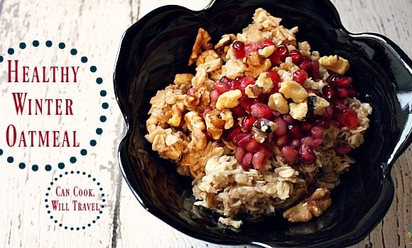 Healthy Winter Oatmeal Recipe