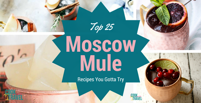 Moscow Mule Recipes