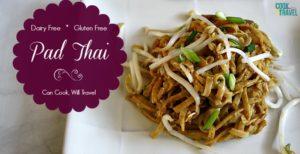 Tara's Pad Thai (Dairy Free)