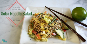 Soba Noodle Salad – Dairy & Gluten Free
