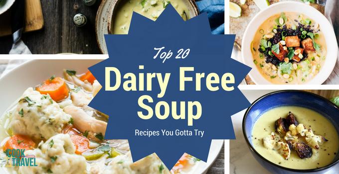Dairy Free Soup Recipes