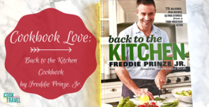 Cookbook Love: Back to the Kitchen