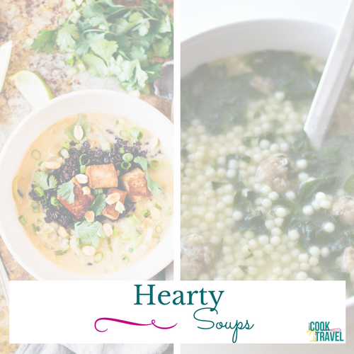 Dairy Free Soup Recipes