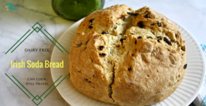 Irish Soda Bread – Happy St. Patty's Day!