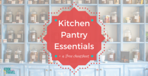 My Ultimate Kitchen Pantry Essentials List