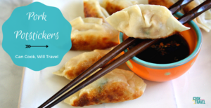 Easy Pork Potstickers Recipe