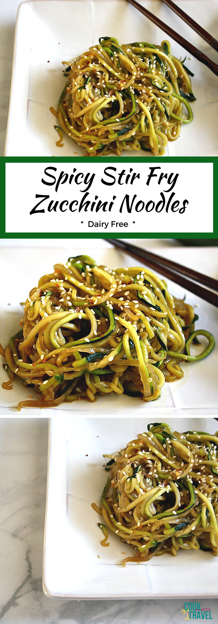 Stir Fry Zoodles