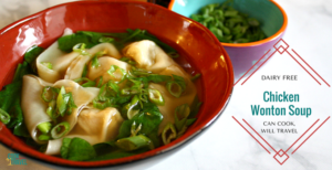 Wonton Soup = Soup for the Soul