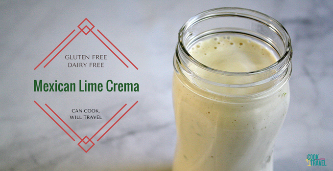 Mexican Lime Crema