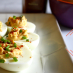 Smoky Deviled Eggs