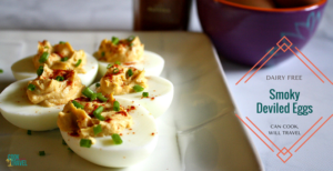 Smoky Deviled Eggs Are Calling Your Name