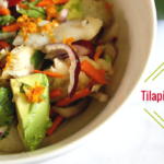 Tilapia Citrus Ceviche