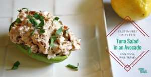 Learning to ❤️ Salad – Part 22: Avocado Tuna Salad