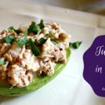Lemon Tuna Salad