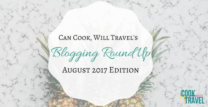 Blogging Roundup