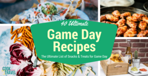 Ultimate 40 Game Day Recipes