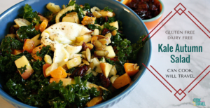 Learning to ❤️ Salads – Part 20: Kale Autumn Salad