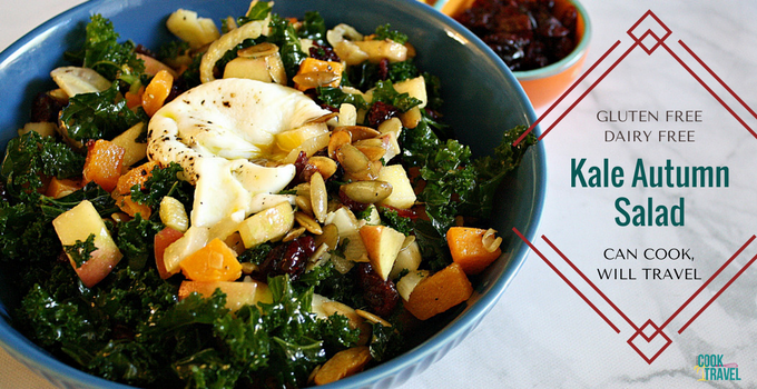 Kale Autumn Salad