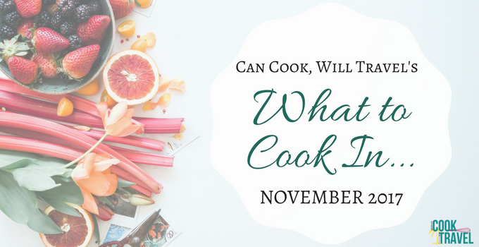 What to Cook in November