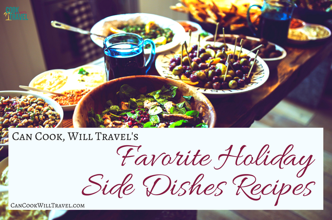Holiday Side Dishes