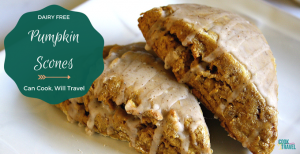 Pumpkin Scones Make Fall Even Tastier!