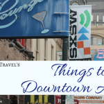 Things to do in Downtown Austin