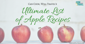Ultimate List of 30 Apple Recipes