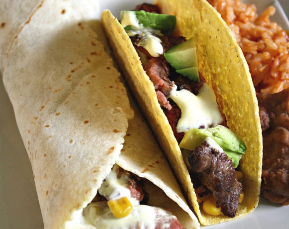 Chipotle Steak Fajita Tacos Totally Happened!