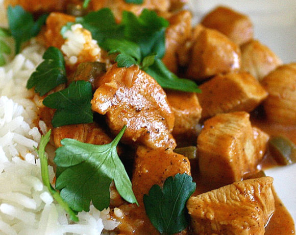 Chicken Tikka Masala Hits the Spot!