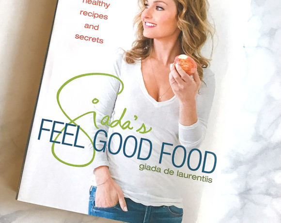 Cookbook Love: Giada's Feel Good Food