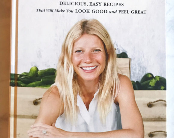 Cookbook Love: It's All Good Cookbook by Gwyneth Paltrow