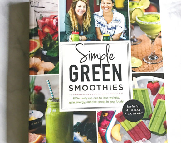 Cookbook Love: Simple Green Smoothies